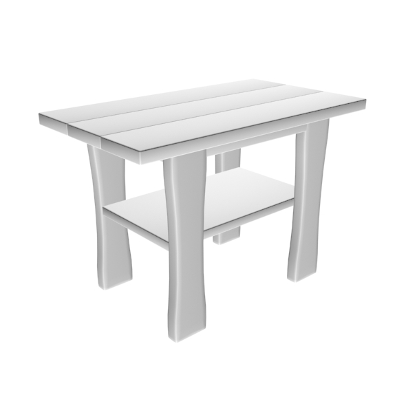 3DOcean Table 01 3D Models -  Furnishings  Furniture 2279427