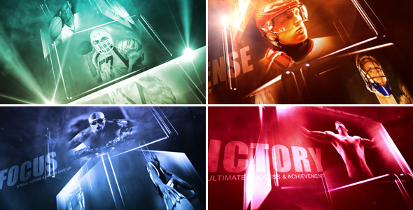 VideoHive Glass Gallery Tower Opener 2310556