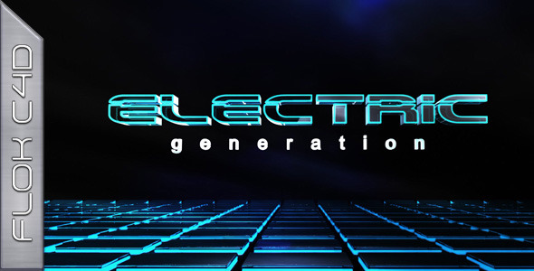 VideoHive Electric Generation 2310949