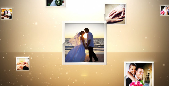 After Effects Project - VideoHive Floating Memories 2311840