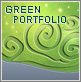 Green Portfolio - ThemeForest Item for Sale