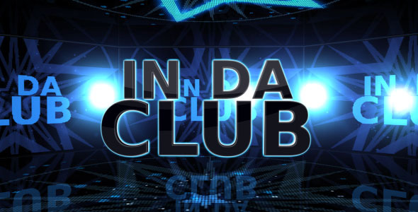 After Effects Project - VideoHive In Da Club 2323838