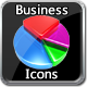 3D Business & Office Icons - GraphicRiver Item for Sale