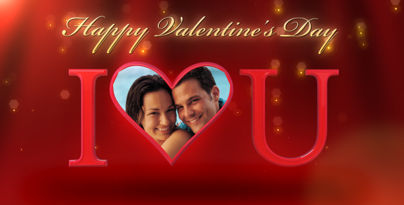 After Effects Project - VideoHive Valentine's Day 86311
