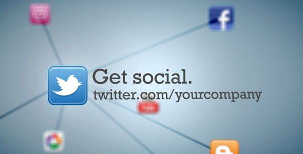 After Effects Project - VideoHive Social Media Network Animation 263357