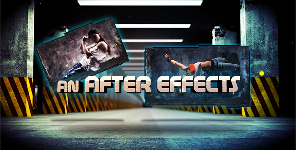 After Effects Project - VideoHive The Garage Trailer 2330732