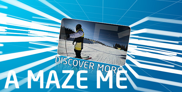 After Effects Project - VideoHive A Maze Me 2310509