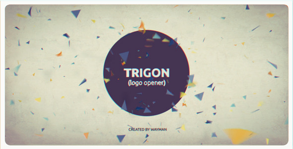 After Effects Project - VideoHive Trigon 2333783