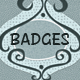 Retro Vintage Illustrated Cartoon Badges - GraphicRiver Item for Sale