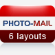 PHOTO-MAIL - Email Template - 6 Layouts - ThemeForest Item for Sale
