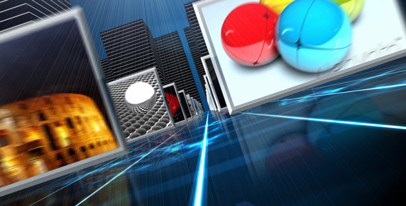 After Effects Project - VideoHive Pure 3D HD Displays V3 86753