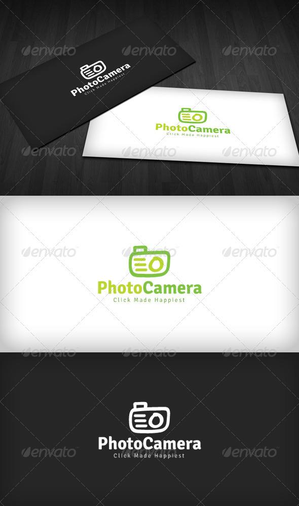 Graphic River Photo Camera Logo Logo Templates -  Objects 2344131