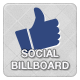 Social Billboard - 1 - GraphicRiver Item for Sale