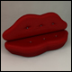 Lip Sofa - 3DOcean Item for Sale