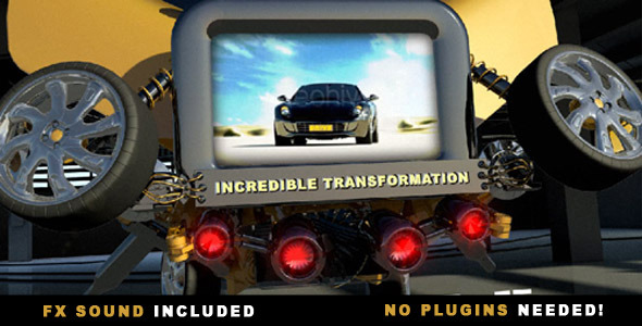 After Effects Project - VideoHive i transformer-v2 2347004