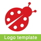 Bug Dial Logo Template - GraphicRiver Item for Sale