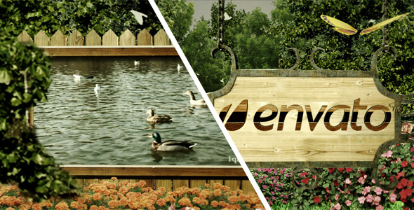 After Effects Project - VideoHive Garden of Eden 265611
