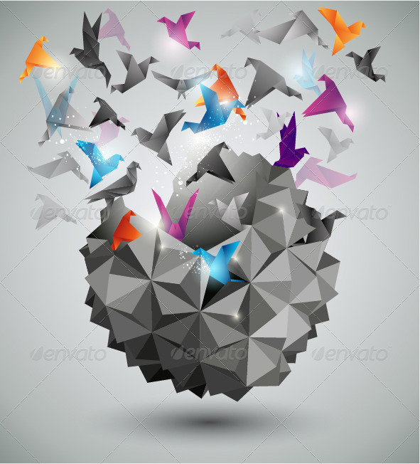 GraphicRiver Paper Freedom 2324396