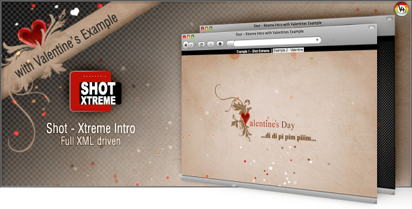 ActiveDen Shot Xtrem Intro with Valentine's Example 150228