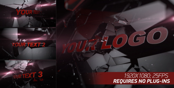 VideoHive Glass Project 2294272