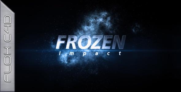 VideoHive Frozen Impact 2358030