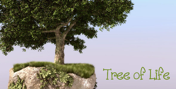 After Effects Project - VideoHive Tree of Life 266336