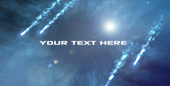 After Effects Project - VideoHive Space Epic 87251