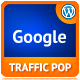 Google Traffic Pop for WordPress - CodeCanyon Item for Sale