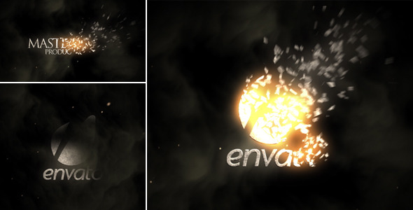 VideoHive Logo Destruction 2365597