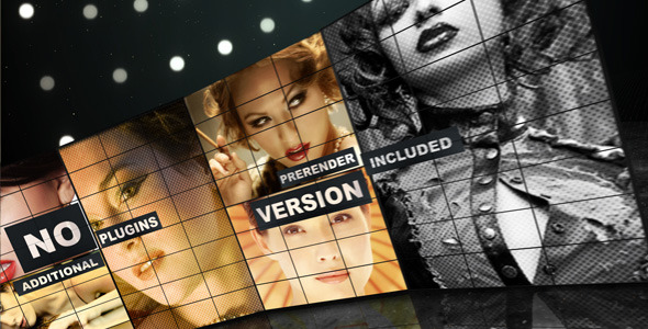 After Effects Project - VideoHive Prometheus 2366024