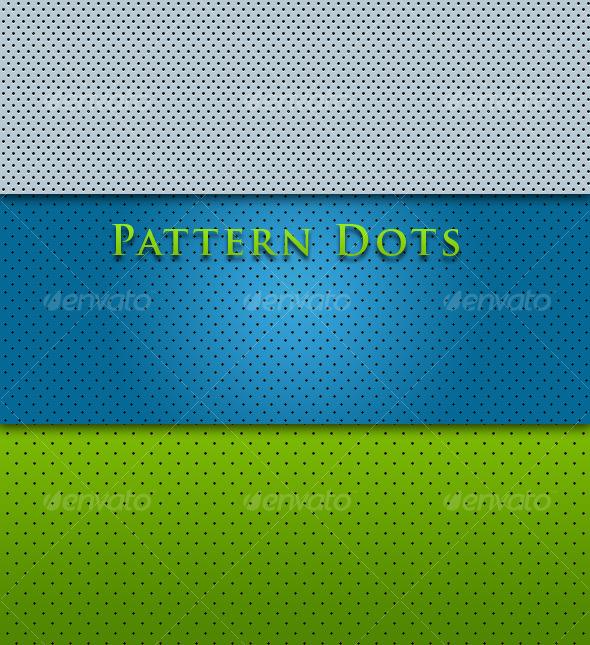 GraphicRiver Plastic Dots 87627