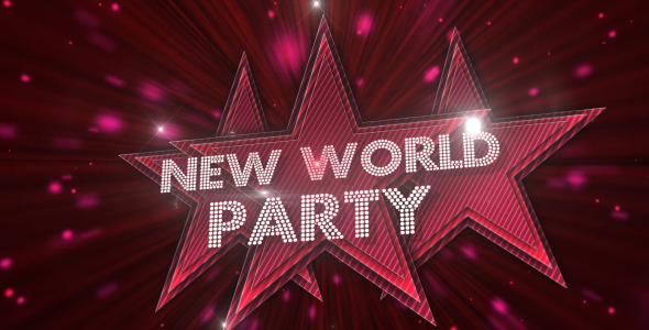 After Effects Project - VideoHive New World Party 2371970