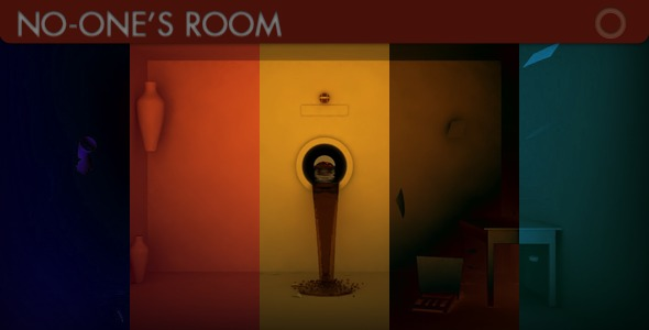 VideoHive No-One's Room Logo Intro 2360436