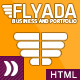 FLYADA - Business and Portfolio HTML Template - ThemeForest Item for Sale