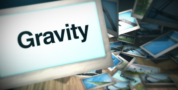 After Effects Project - VideoHive Gravity 2373202