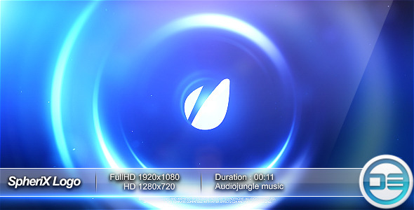 After Effects Project - VideoHive SpheriX Logo Intro 2375045