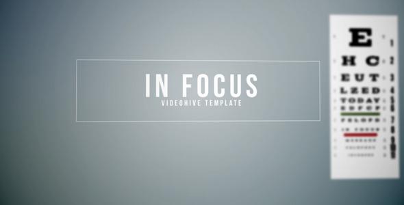 VideoHive In Focus 2380298