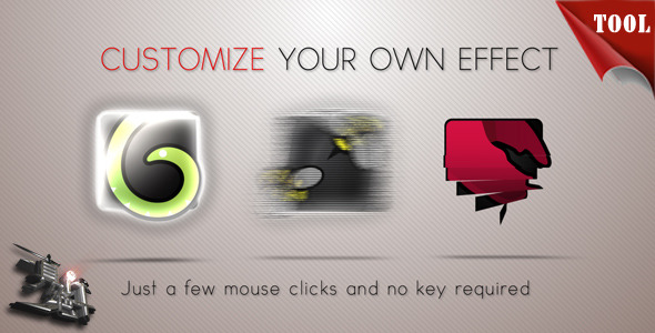 VideoHive logo effects tool 2382004