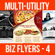 Multi-utility Flyer For Different Business - 4 - GraphicRiver Item for Sale