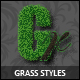 Grass styles - GraphicRiver Item for Sale