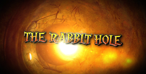 VideoHive Through the Rabbit Hole Opening Titles 2387792