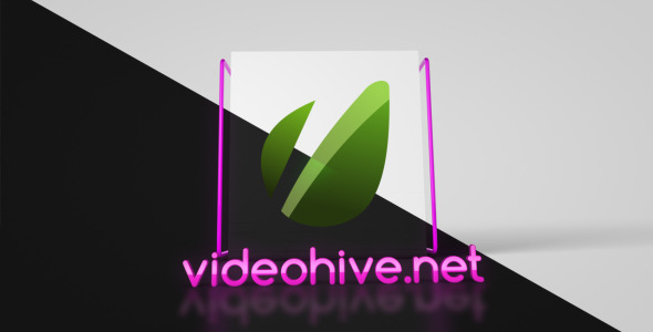 VideoHive Simple Logo Reveal 2388498