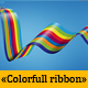 Colorfull Ribbon - GraphicRiver Item for Sale