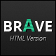 Brave Responsive Business Template - ThemeForest Item for Sale