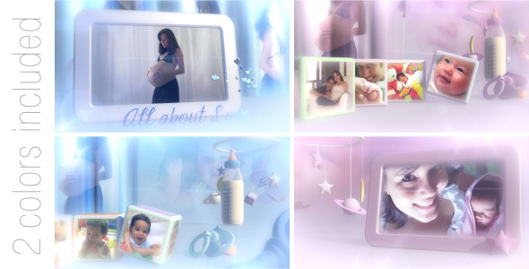 After Effects Project - VideoHive Lovely Baby 2393594