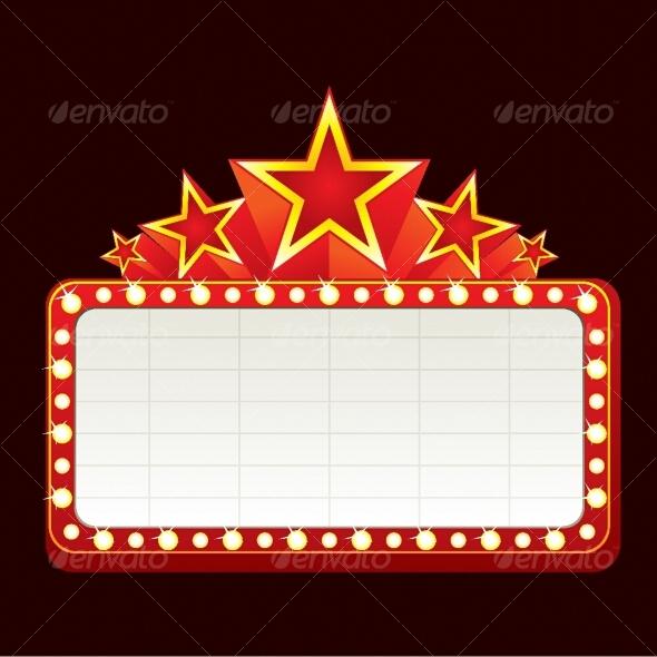 GraphicRiver Neon sign 88242