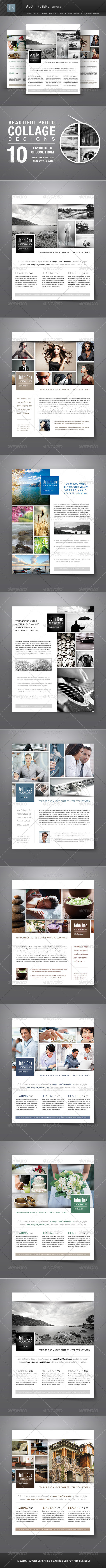 GraphicRiver Ads Business Flyers Volume 6 2397787