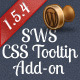 SWS: CSS Tooltip add-on for Styles With Shortcodes - CodeCanyon Item for Sale