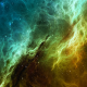 Abstract Nebula Space Flight - VideoHive Item for Sale