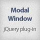 jQuery Plug-in: Simple Modal Window - CodeCanyon Item for Sale